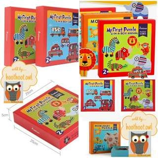 Kids Puzzle - Early Education
