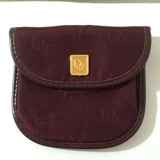 Christian Dior Vintage Pouch 中古名牌散銀包