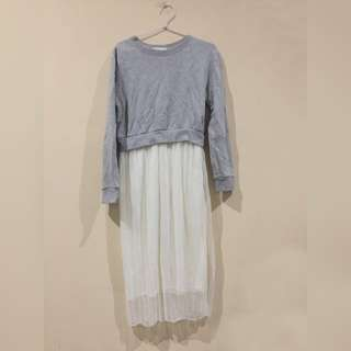REPRICE Goinch Sweater Dress