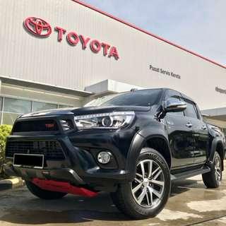 Toyota Hilux TRD Revo 2.8