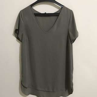 New look army top