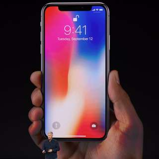 Apple iPhone X ( iPhone 10 ) [Silver,Space Grey] 256GB