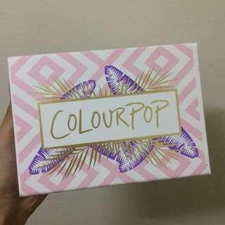 Colourpop Mile High Eyeshadow Set