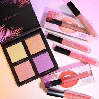 Huda Beauty Liquid Matte Summer Solstice Collection (5ml) AUTHENTIC