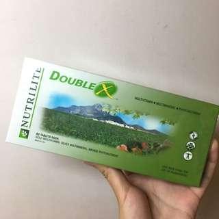 紐崔萊多寶營養片(補充裝) Double X