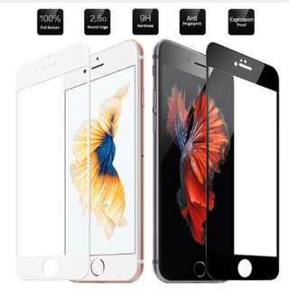 Buy 1 Get 1 FREE / iPhone Tempered Glass Protector