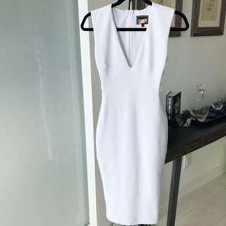 Amazing Bodycon Midi Dress Size 8