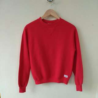 Something sweater red ORI