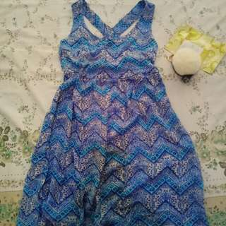 (New) Forever 21 Dress Santai Pattern F21