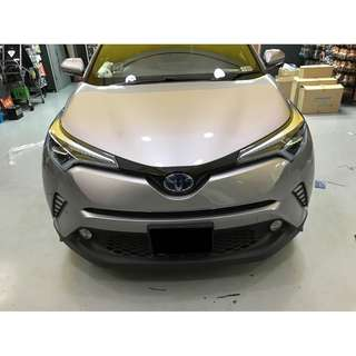 Toyota CH-R Headlight Tinting And Polishing Services