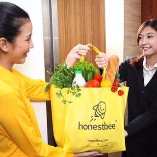Deliverer (Ad Hoc) – Groceries, Parcels, Laundry & Food Delivery