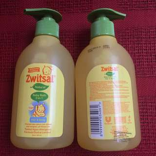 Zwitsal Hair and Body Wash