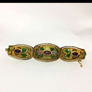 VINTAGE BANGLE- Golden Colour