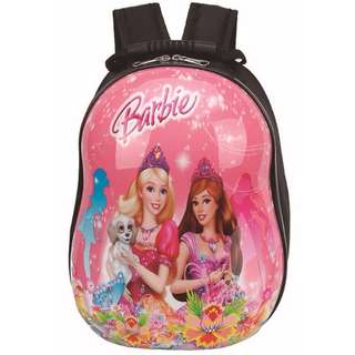 BARBIE HARD SHELL BACKPACK