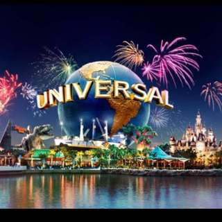 Discounted Universal Studios Singapore eticket