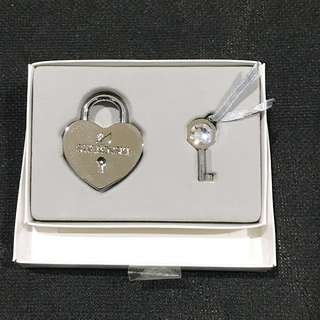 Swarovski Key chain