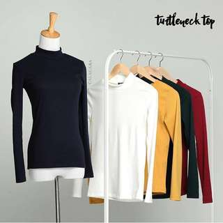 Calacara Tertleneck Top