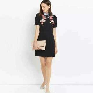 Embroi Dress