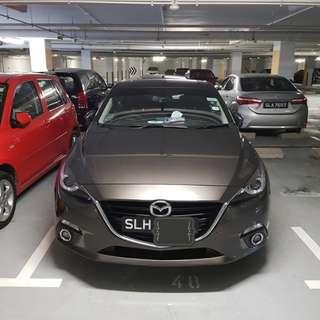Mazda 3 Sedan 1.5 Auto Deluxe