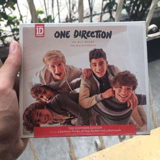 Up All Night (Souvenir Edition) by One Direction ❤️💽