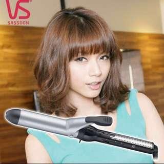 VS沙宣32毫米陶瓷捲髮夾VSCD219SW/捲髮器/電棒捲/燙髮器/電捲棒/美容美髮器材