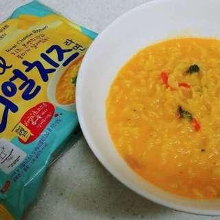 韓國 芝士麵