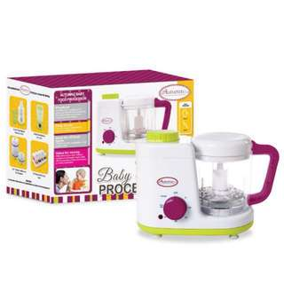 Autumnz Baby Food Processor (Steam & Blend)