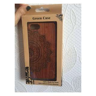 Handmade Iphone6 Wooden  Phone Case