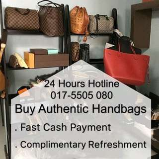 Buy Back Authentic Bags