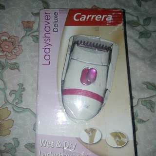 lady personal shaver wet and dry from australia