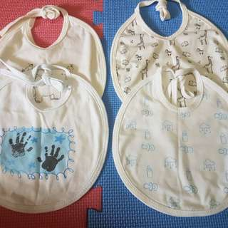 Little wishes bib set