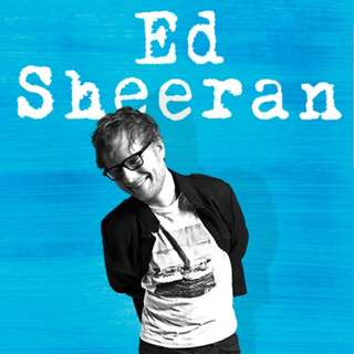 Eh Sheeran OZ concert (Perth)