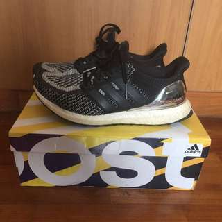 [On Hold] ultra boost silver medal olympic