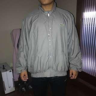 Lacoste grey sports jacket jacket