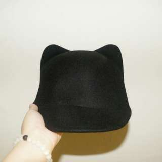 Cat Ears Riding Hat Korean