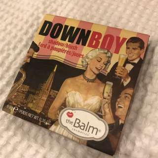 "The balm ""down boy"" blush"