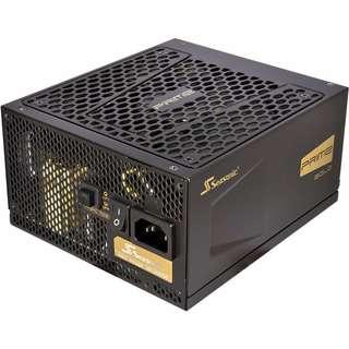 Seasonic PRIME 1200 W 1200W Watt Watts Gold