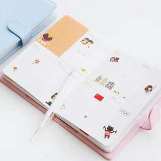 PO daily planner!