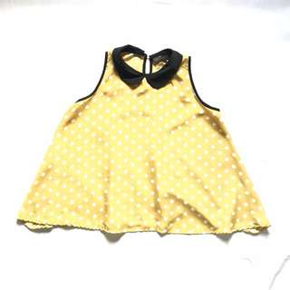 PRIMADONNA peterpan polka top