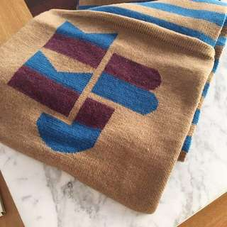 BNIB Marc by Marc Jacobs Wool Scarf