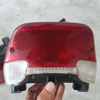 RXZ Tail light