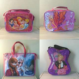 Kiddie School Bags
