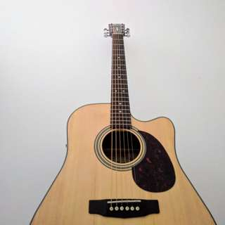 Cort MR500e Acoustic Guitar (with Pickup)