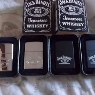 Authentic Zippo Lighters