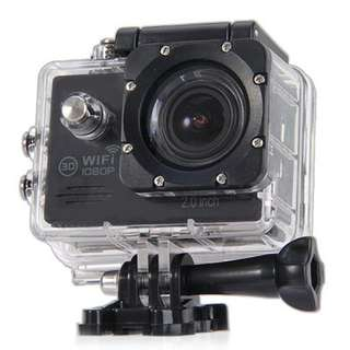 [CLEARANCE] NEW GoQ SJ7000 Full HD 1080P Sports WiFi Action Camera (1 MONTH WARRANTY)