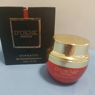 D'OR24K ( Bio Thermal Caviar Mask )