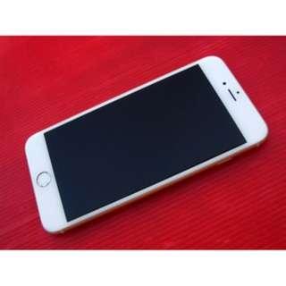 ※金色 iPhone 6 Plus 64G 原廠過保固2015/12/17 保存好機況佳 原廠盒裝