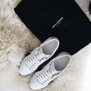 YSL Yves Saint Laurent sneakers EU36.5