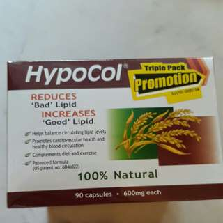 Hypocol triple pack