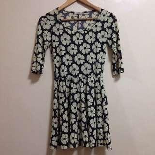 Jellybean Floral Dress